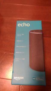 Echo、君に決めた!